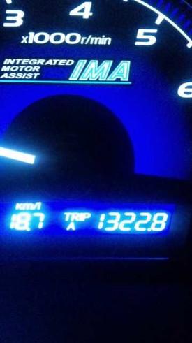 1323km